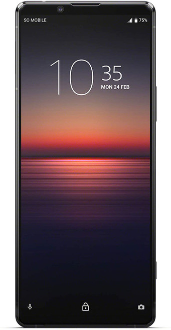 Sony Xperia 1 II 256GB Smartphone (Unlocked) black