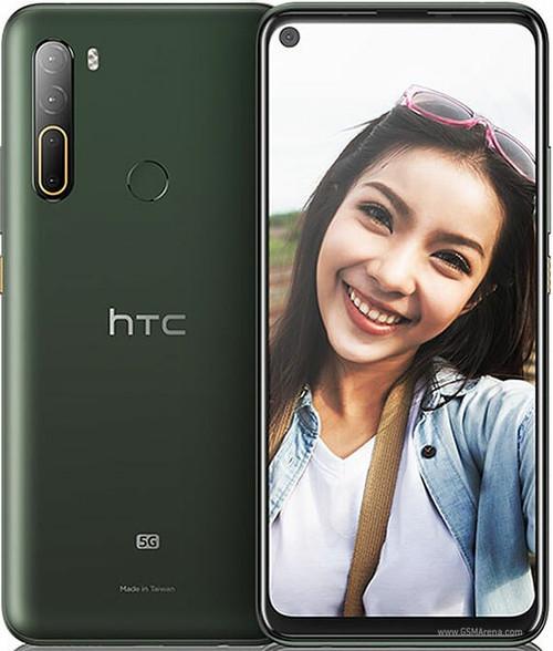 HTC U20 5G 256GB 6GB RAM (FACTORY UNLOCKED) Green