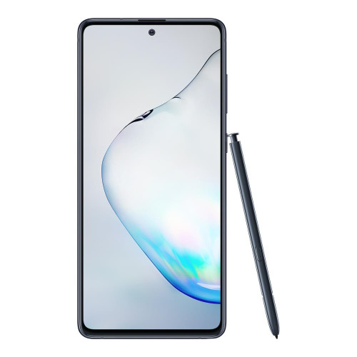 Samsung Galaxy Note 10 Lite SM-N770F/DS 128GB 8GB RAM (UNLOCKED) Black