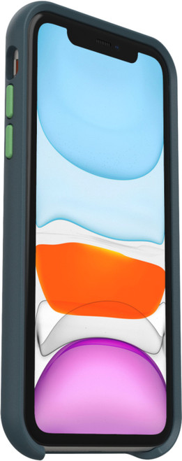 LifeProof - WAKE Case for Apple iPhone XR/iPhone 11 NEPTUNE (BLUE/GREEN)