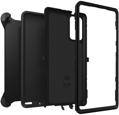OtterBox Defender Series SCREENLESS Edition Case for Galaxy Note20 5G - Black