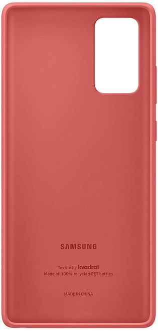 Samsung Galaxy Note20 5G Case, Kvadrat Cover - Red