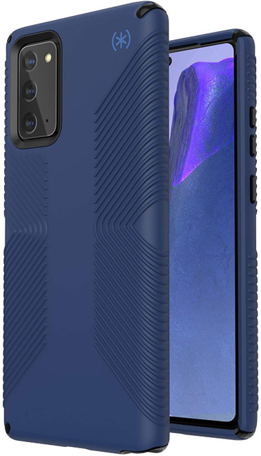 Speck Products Presidio2 Grip Samsung Note20 Case Coastal Blue
