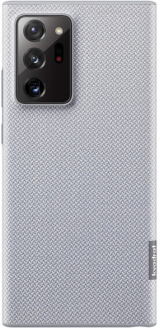 Samsung Galaxy Note20 Ultra 5G Case, Kvadrat Cover Gray