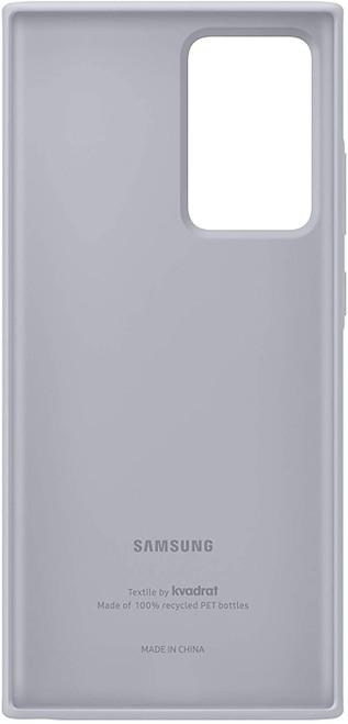 Samsung Galaxy Note20 Ultra 5G Case, Kvadrat Cover Gray