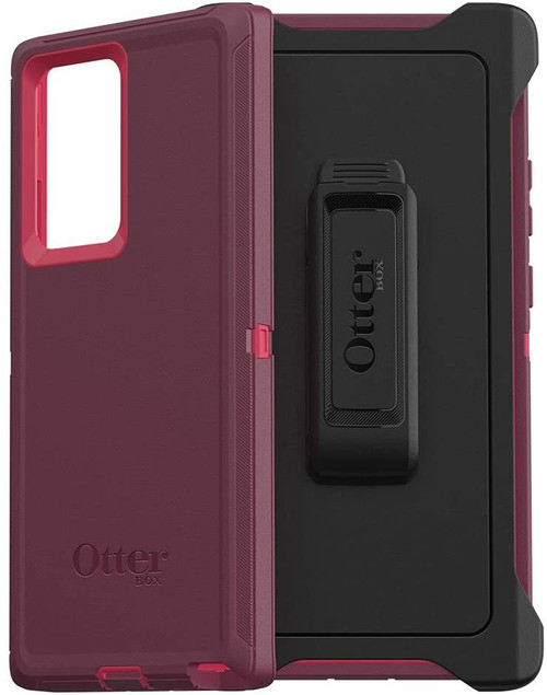 OtterBox Defender Series SCREENLESS Edition Case for Galaxy Note20 Ultra 5G - Berry Potion