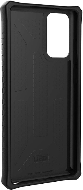 Urban Armor Gear UAG Compatible with Samsung Galaxy Note20 Ultra 5G Monarch Protective Cover, Black