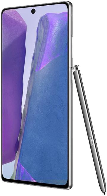 Samsung - Galaxy Note20 5G SM-N981U 128GB (Unlocked) Mystic Gray