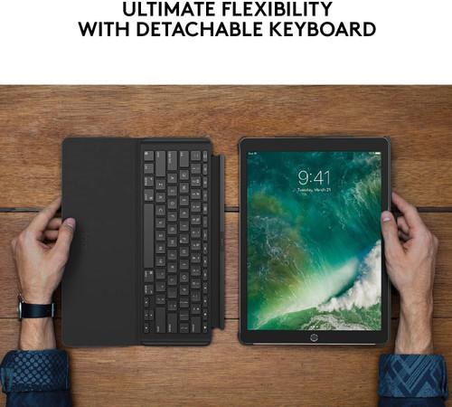 Logitech iPad Pro 10.5 inch Keyboard Case | SLIM COMBO