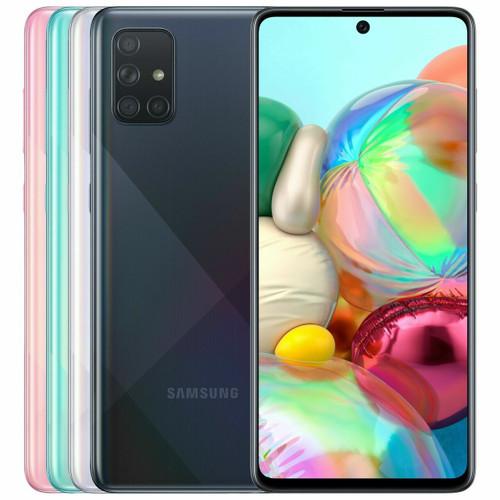 """Samsung Galaxy A71 SM-A715F/DS 128GB 8GB RAM (FACTORY UNLOCKED) 6.7"""" 64MP"""