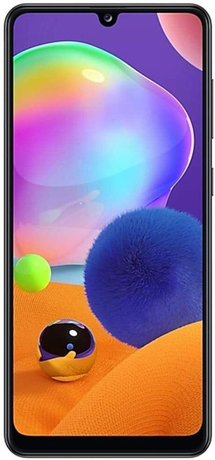 Samsung Galaxy A31-128GB / 4GB Unlocked Dual Sim Phone Black