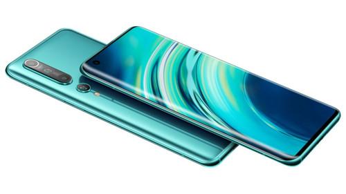 Xiaomi Mi 10 256GB 8GB Ram UNLOCKED Global Smartphone Coral Green