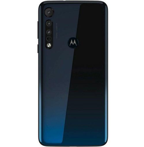 """Motorola One Macro  Dual Sim UNLOCKED 6.2"""" Display 64GB 4GB RAM in Blue"""