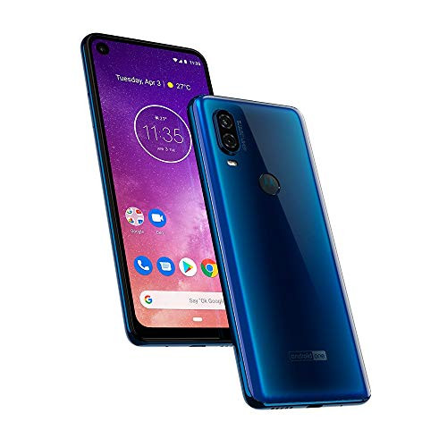 Motorola One Vision 128GB Dual SIM Blue