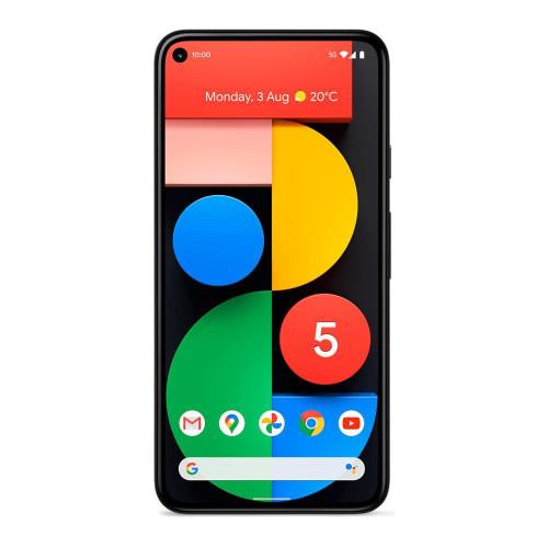 Google - Pixel 5 5G 128GB (Unlocked) Front GA01316-US