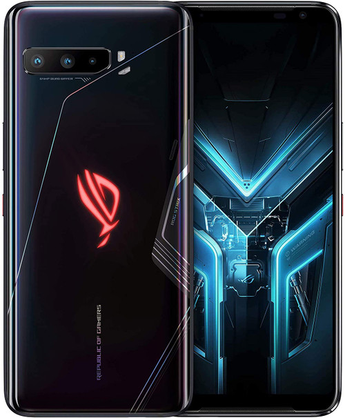 ASUS ROG Gaming Phone 3 Black ZS661KS