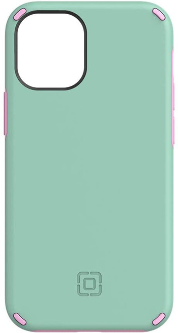 Incipio Duo Case for iPhone 12 Mini Candy Mint/Pink