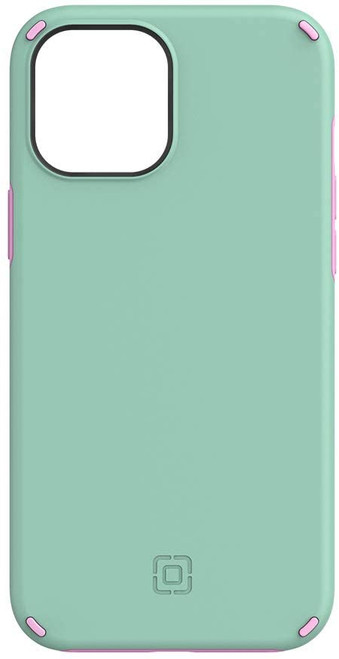 Incipio Duo Case for iPhone 12 Pro Max Candy Mint/Pink