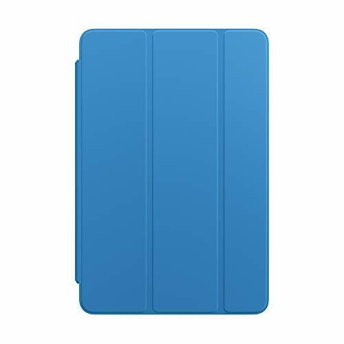 Apple - Smart Cover for iPad mini (Latest Model) and mini 4 blue