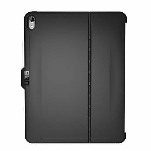 UAG iPad Pro 12.9-inch (3rd Gen, 2018) Scout iPad Case with Apple Pencil Holder Black