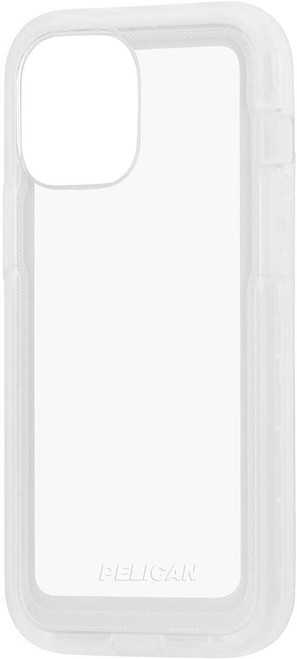 Pelican Voyager Series Case for iPhone 12 and iPhone 12 Pro (5G) Clear