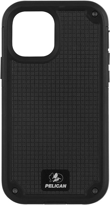 Pelican Shield Series G10 Case for iPhone 12 and iPhone 12 Pro Black
