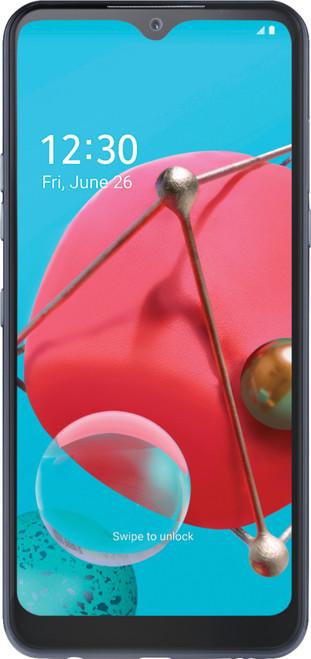 LG - K51 32 GB (ENTSPERRT) - Platin (LMK500QM7.AUSATN)