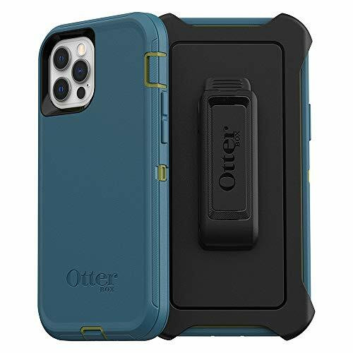 OtterBox Defender Series SCREENLESS Edition Case for iPhone 12 & iPhone 12 Pro Teal