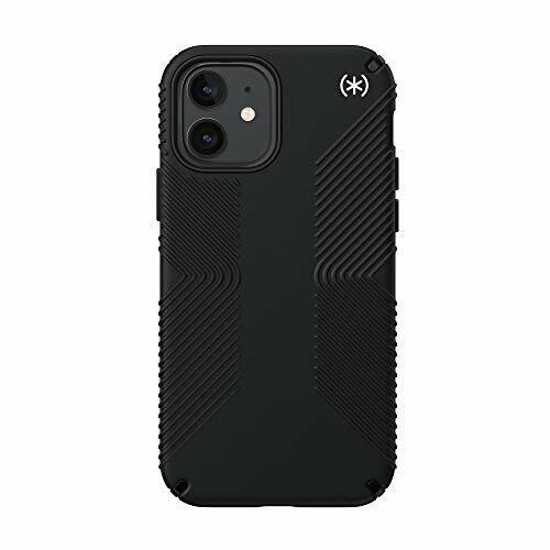 Speck Products Presidio2 Grip iPhone 12, iPhone 12 Pro Case Black