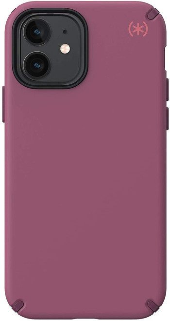Speck Products Presidio2 PRO iPhone 12, iPhone 12 Pro Case Lush Burgundy