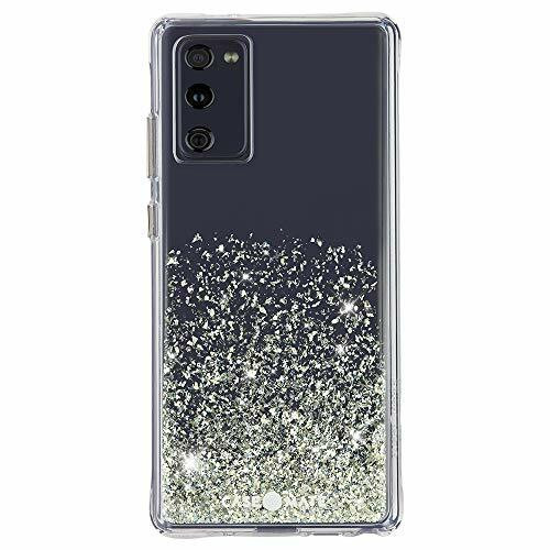 """Case-Mate Case for Samsung Galaxy S20 FE 5G 6.5"""" - Stardust"""