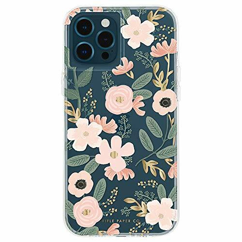 Rifle Paper Co - Case for iPhone 12 and iPhone 12 Pro (5G) Wildflowers