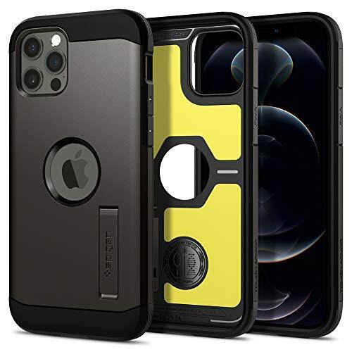 Spigen Tough Armor Designed for iPhone 12 Case/12 Pro Black