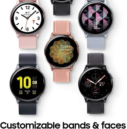 Samsung - Galaxy Watch Active2 Smartwatch 44mm