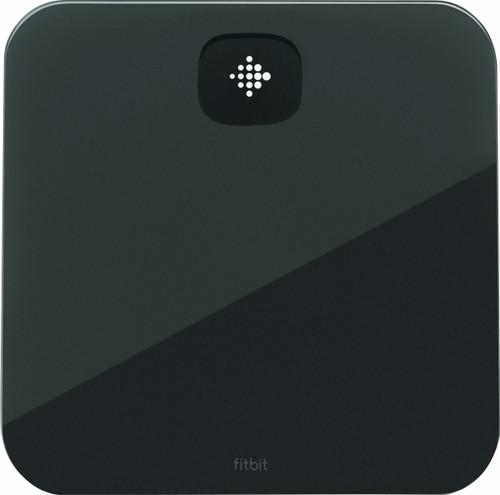 Fitbit - Aria Air Digital Bathroom Scale - Black FB203BK