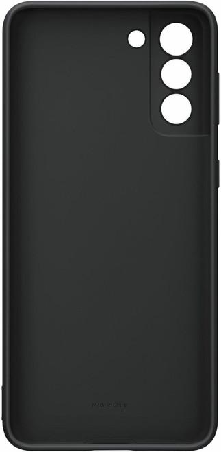 Samsung Galaxy S21 ultra Case, Silicone Back Cover Black