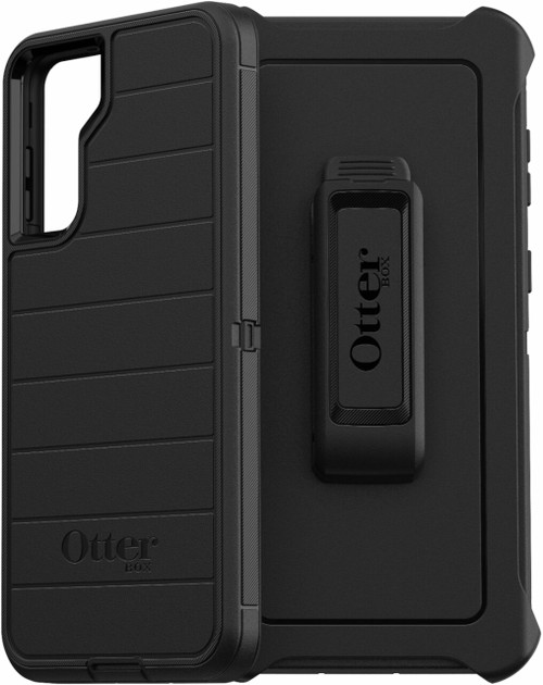 OtterBox Defender Series Pro for Samsung Galaxy S21/S21+ and S21 ultra Black