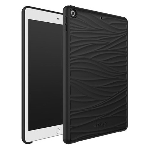 Lifeproof WĀKE Case for iPad (8th gen) AND iPad (7th gen) (77-80934) in Black
