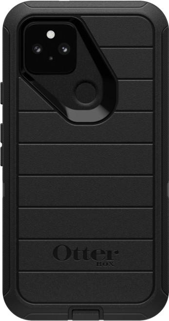 OtterBox - Defender Pro Series for Google Pixel 5 - Black (77-80479)