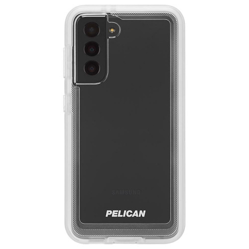 Pelican Voyager Case for Samsung Galaxy S21/S21+ in Clear