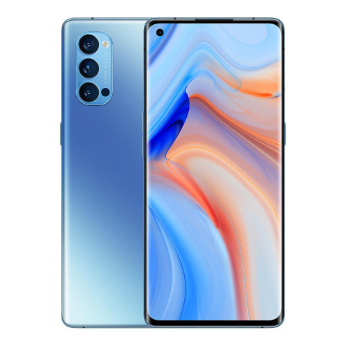 Oppo Reno 4 Pro 256GB 12GB RAM (Factory Unlocked) Blue