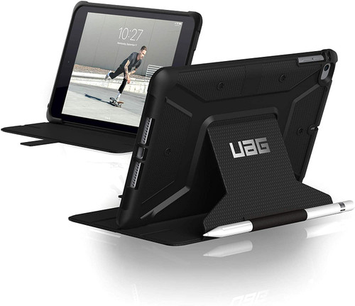 Urban Armor Gear (UAG) - Metropolis Folio Wallet Case for Apple iPad Mini 5 / 4 - Black