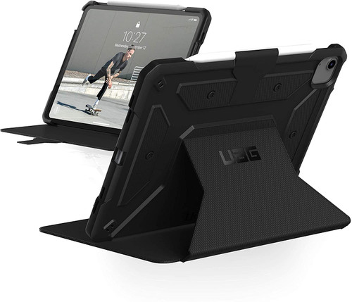 Urban Armor Gear (UAG) - Metropolis Case for Apple iPad Air 10.9 / Pro 11 (2020 / 2018) Black