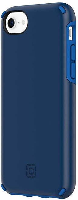 Incipio - DualPro Case for Apple iPhone SE / 8 / 7 Blue