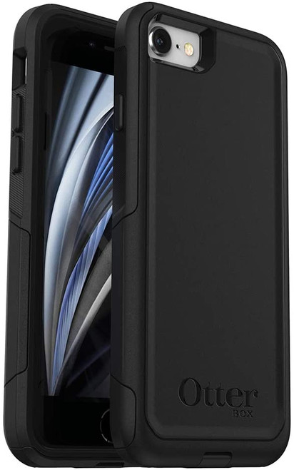 OtterBox Commuter Case for Apple iPhone SE / 8 / 7 Black