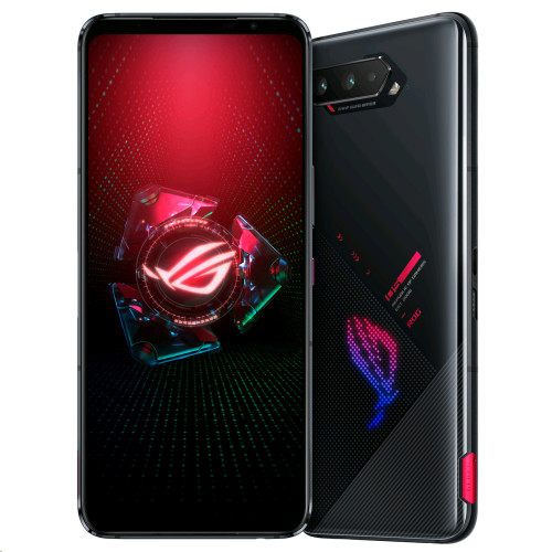 "Asus ROG Phone 5 ZS673KS 256GB 16GB RAM Gaming (Unlocked) 6.78"" 64MP Black"
