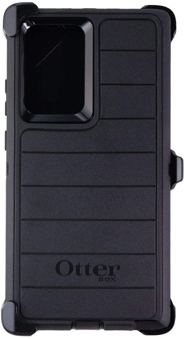 OtterBox - Serie Defender Pro para Galaxy Note20 Ultra Black