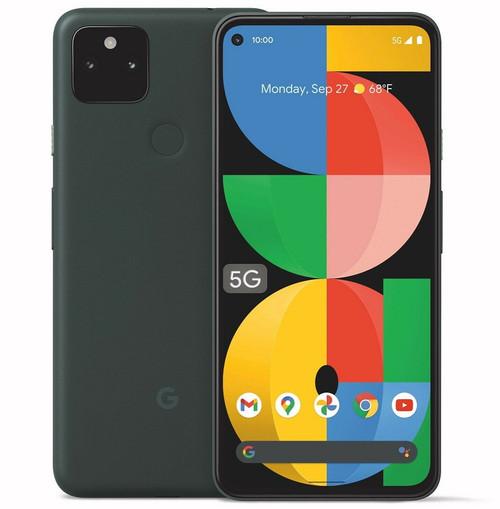 "Google Pixel 5A 5G 128GB 6GB RAM G4S1M (UNLOCKED) 6.34"" OLED Black"