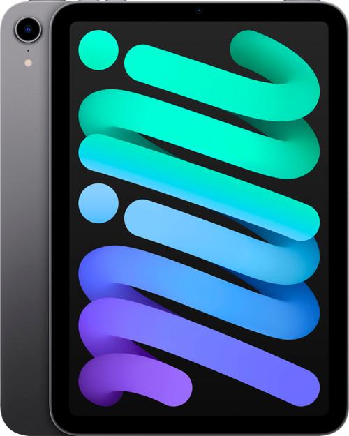 "Apple iPad mini  6th Generation 8.3"" Tablet, Space gray MK7M3LL/A"