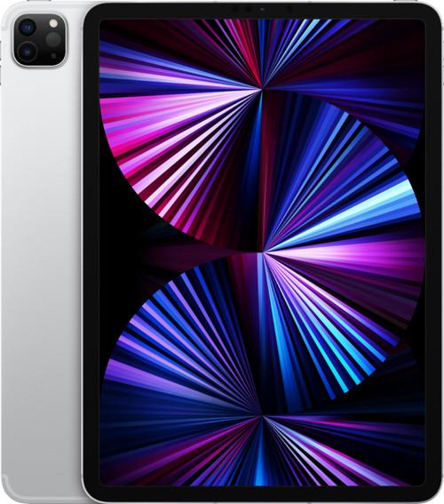 Apple iPad Pro 3rd Gen Wi-Fi, 11-Inch Silver MHQT3LL/A